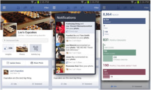 Khai thác tối đa sức mạnh truyền thông của facebook