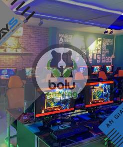 Balu Gaming - Dự án lắp đặt phòng Net tại Long Xuyên | Ways.vn