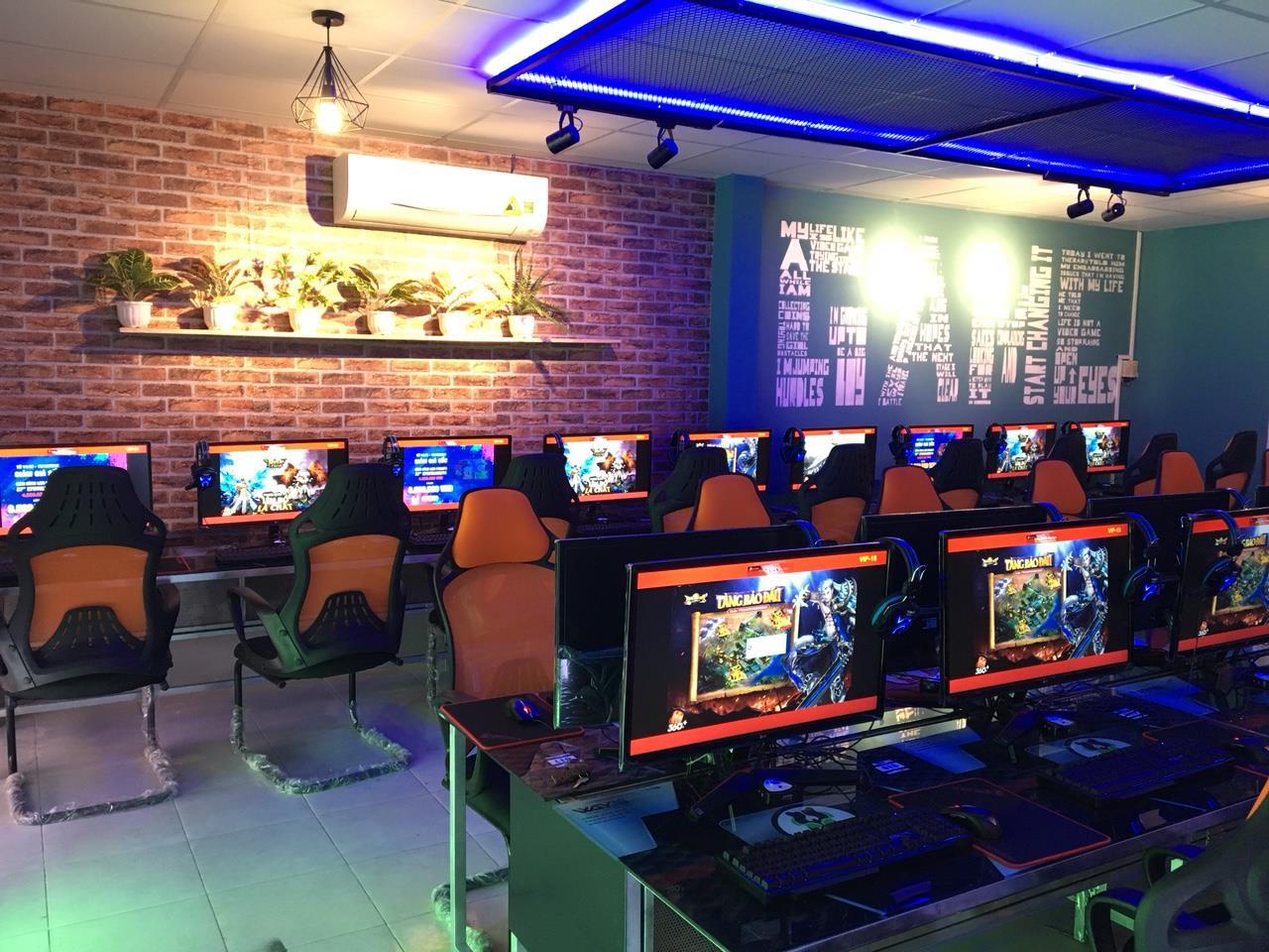Balu Gaming - Phòng net Long Xuyên