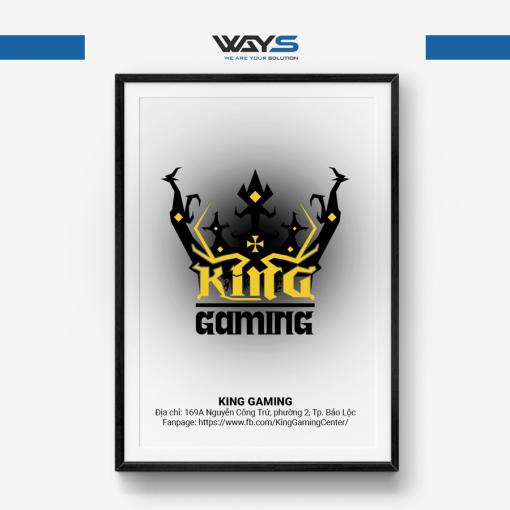 King Gaming - Phòng net bảo lộc, lâm đồng