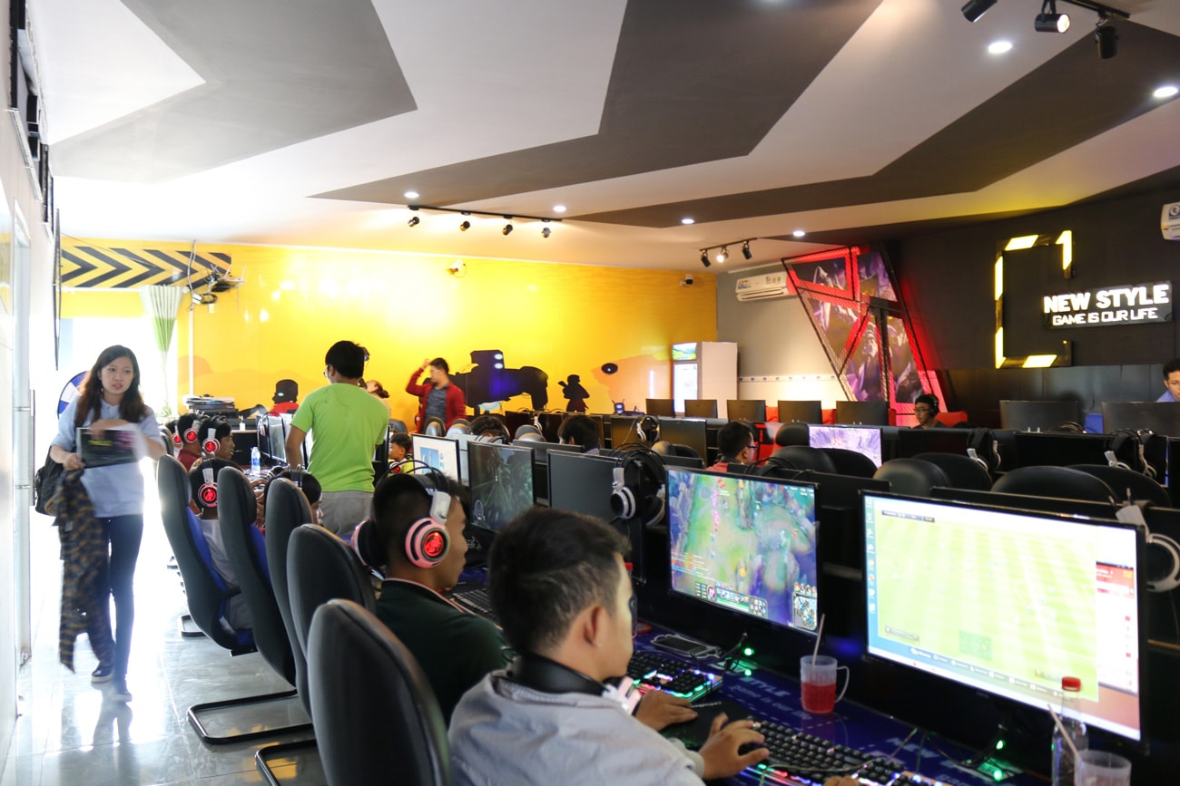 New Style Gaming - Phòng Net New Style