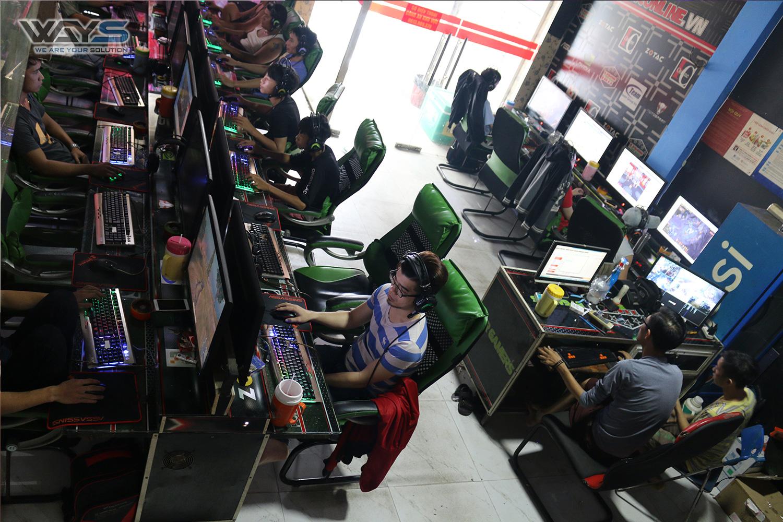 HNT Gaming - Phòng net 736 Khu phố 10, Tân Biên, Biên Hòa