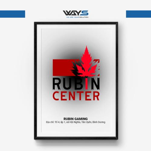 Rubin Gaming - Phòng Net Rubin