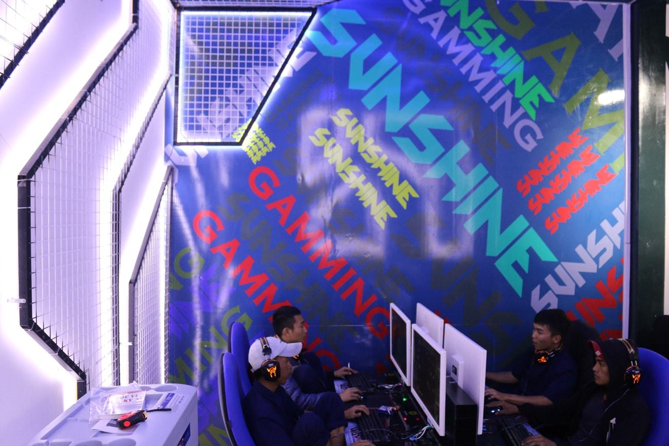 Sunshine Gaming - Phòng Net Sunshine