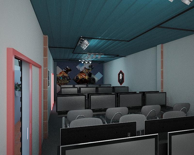 TR.C Gaming - Phòng Net TR.C Gaming