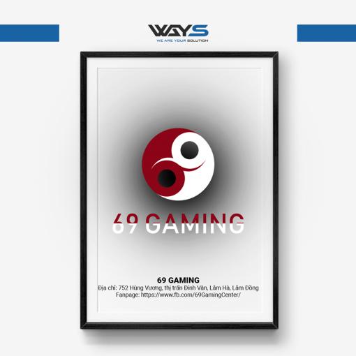 69 Gaming - Dự án lắp đặt phòng Net tại Lâm Hà | Ways.vn