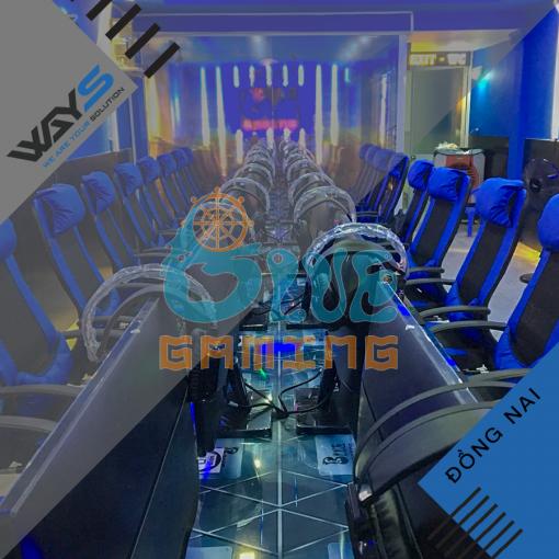 Blue Gaming