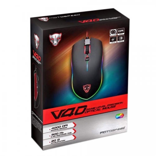 Chuột Chơi Game Motospeed V40