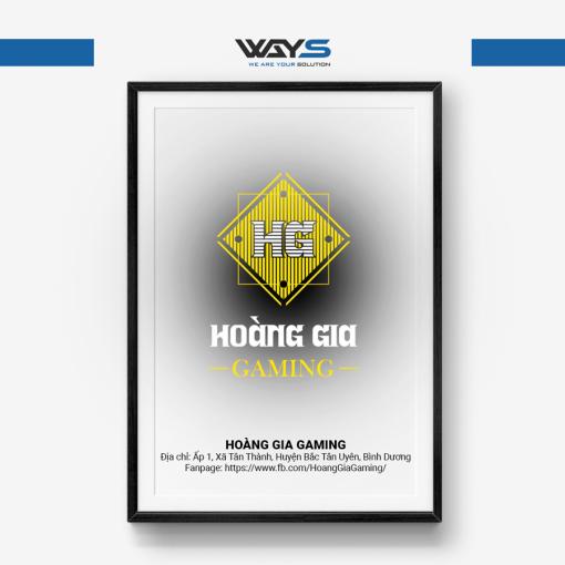 Hoàng Gia Gaming - Dự án lắp đặt phòng Net tại Bắc Tân Uyên | Ways.vn