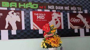 Ba Hào Open - Giải đấu LMHT thường niên tại Bình Tân