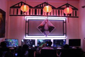 Royal Gaming - Thú vị với phòng game phong cách kiếm hiệp