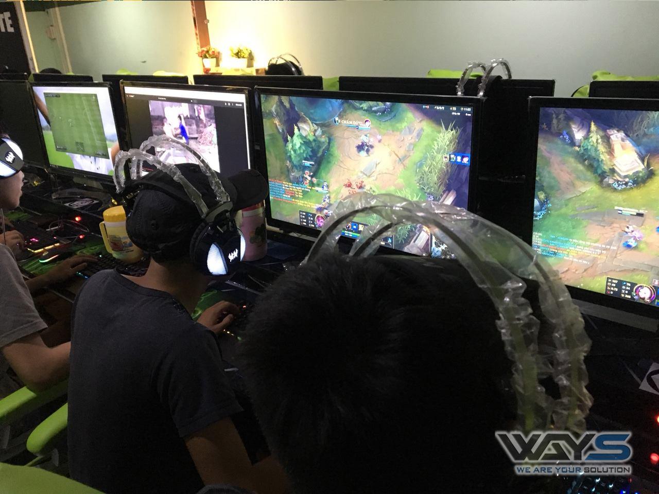 GG Gaming - Phòng net quận Bình Thạnh, Hồ Chí Minh
