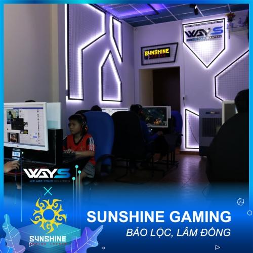 SUNSHINE GAMING 2 - PHÒNG NET BẢO LỘC, LÂM ĐỒNG