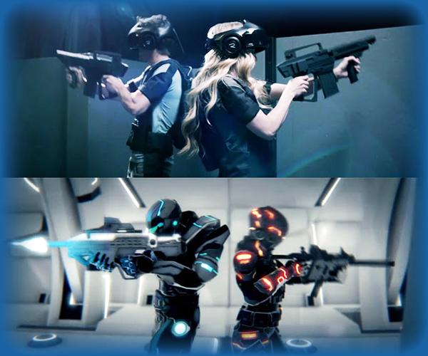 Có nên đầu tư phòng Game thực tế ảo VR và thực tế tăng cường AR?
