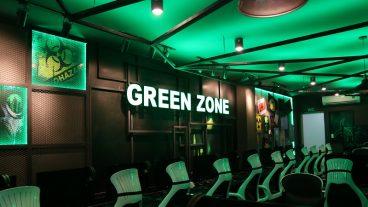 Green Zone Gaming Lounge - 'Phòng game thuốc độc' đặc biệt của quận 3