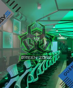 GREEN ZONE GAMING LOUNGE - PHÒNG NET QUẬN 3, TP. HỒ CHÍ MINH