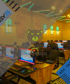 TEDDY GAMING - PHÒNG NET KHU PHỐ 6, PHƯỜNG 6, THÀNH PHỐ SÓC TRĂNG