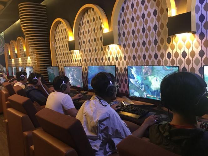 iCafe CV Gaming chính thức chào sân