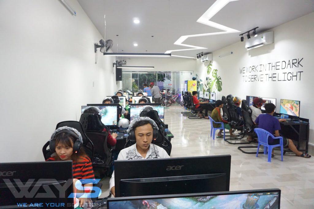 ANH TUẤN GAME CENTER - PHÒNG NET PHƯỜNG MỸ PHƯỚC, TP. LONG XUYÊN, TỈNH AN GIANG
