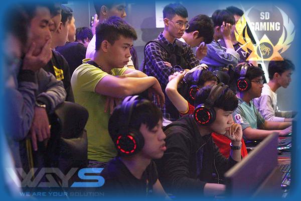 Giải đấu LOL - Gods and Kings tại SD Gaming - Quận 9