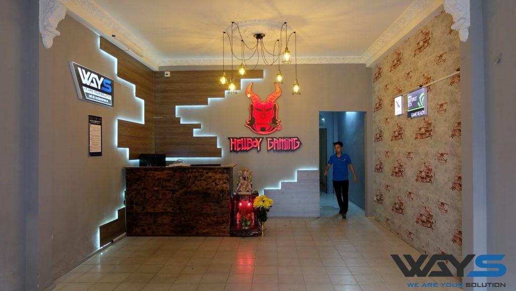 HELLBOY GAMING - PHÒNG NET 292 NGUYỄN AN NINH, TP. VŨNG TÀU
