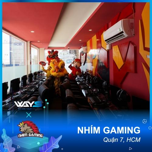 NHÍM GAMING | PHÒNG GAME QUẬN 7, TP.HCM