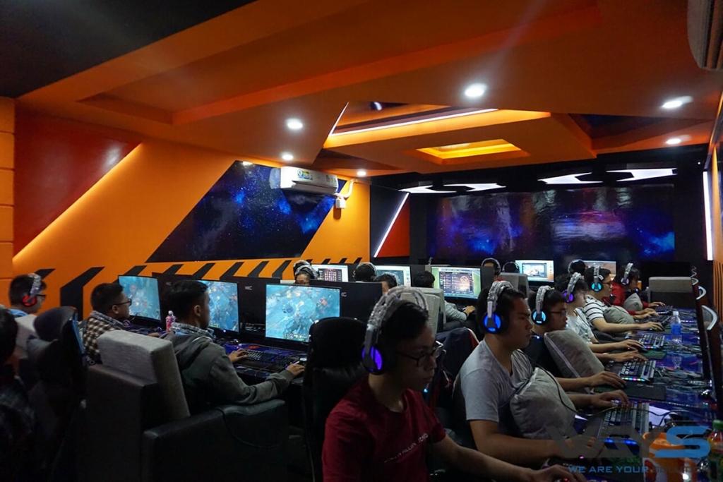 GAME OF THE GALAXY GAMING | PHÒNG GAME QUẬN 7, TP. HỒ CHÍ MINH