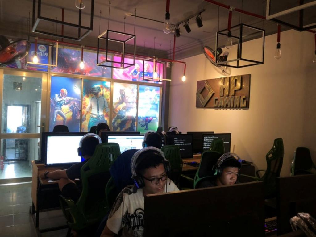 HP GAMING | PHÒNG GAME QUẬN BÌNH THẠNH, TP. HỒ CHÍ MINH