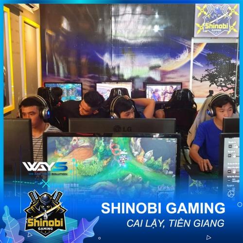 SHINOBI GAMING | PHÒNG GAME HUYỆN CAI LẬY, TỈNH TIỀN GIANG