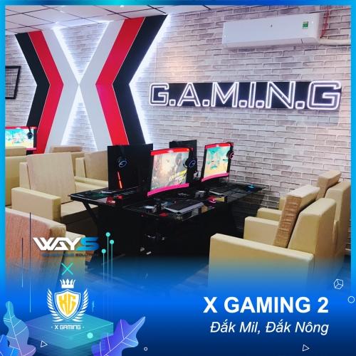 X GAMING 2 | PHÒNG GAME THỊ TRẤN ĐĂK MIL, TỈNH ĐĂK NÔNG