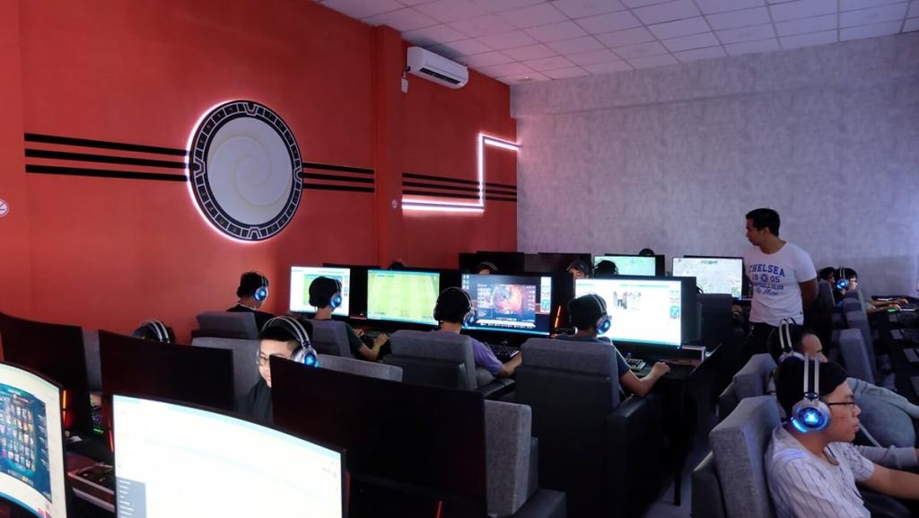 THE GATEWAY GAMING | PHÒNG GAME QUẬN GÒ VẤP, TP. HỒ CHÍ MINH