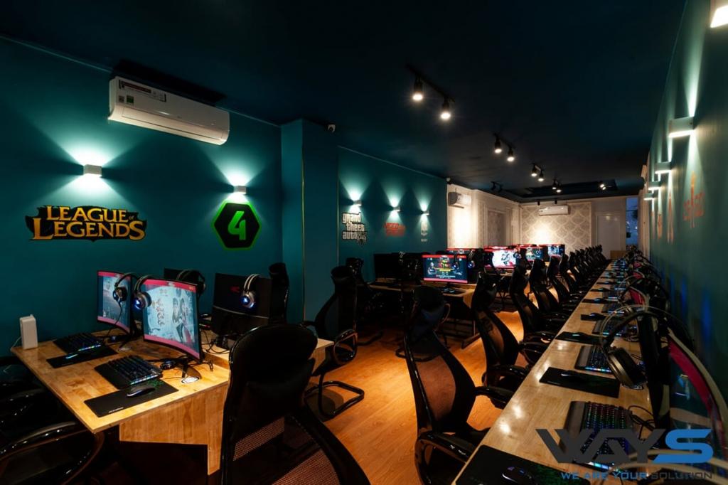 GEM - ESPORTS CENTER & COFFEE LOUNGE | PHÒNG GAME QUẬN 7, TP. HỒ CHÍ MINH
