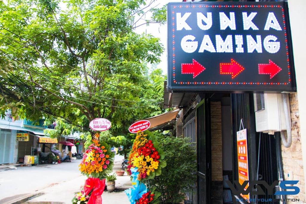 KUNKA GAMING | PHÒNG GAME QUẬN 8, TP. HỒ CHÍ MINH
