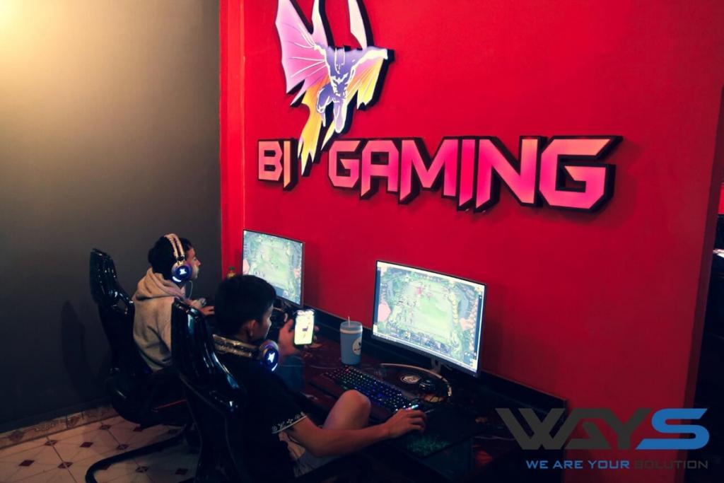 BI GAMING | PHÒNG GAME QUẬN 9, TP. HỒ CHÍ MINH