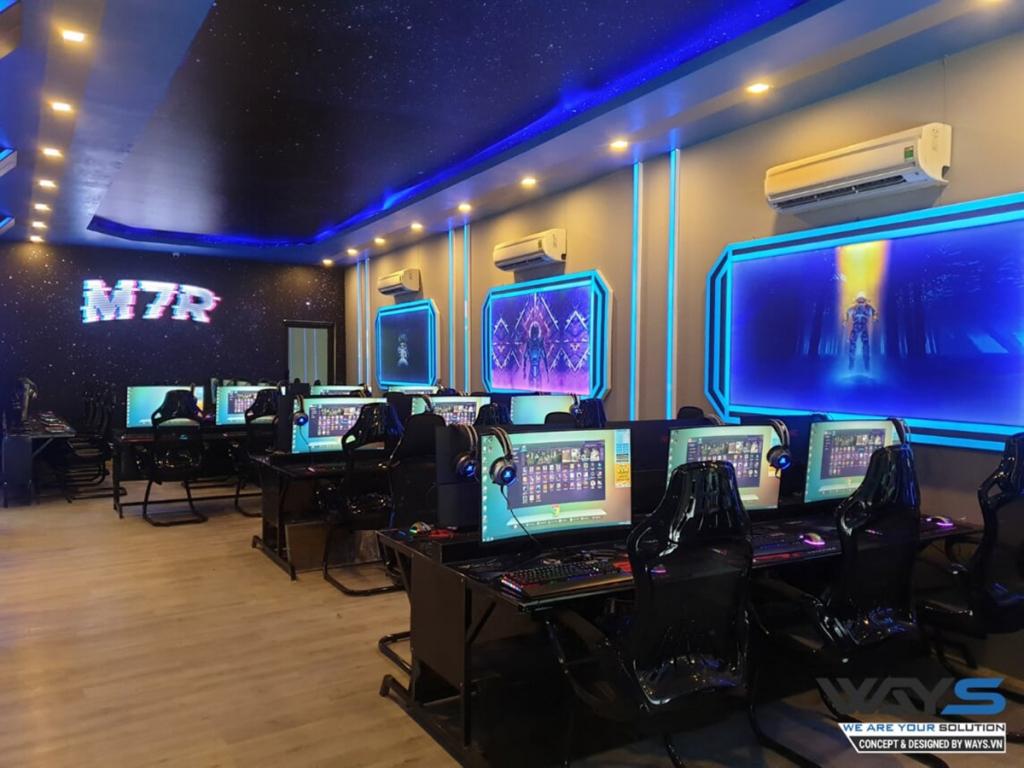 M7R GAMING | PHÒNG GAME PHƯỜNG 5, TP. MỸ THO