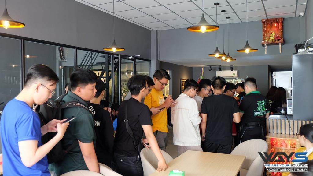 NINJUTSU GAMING | PHÒNG NET QUẬN BÌNH TÂN, TP. HỒ CHÍ MINH