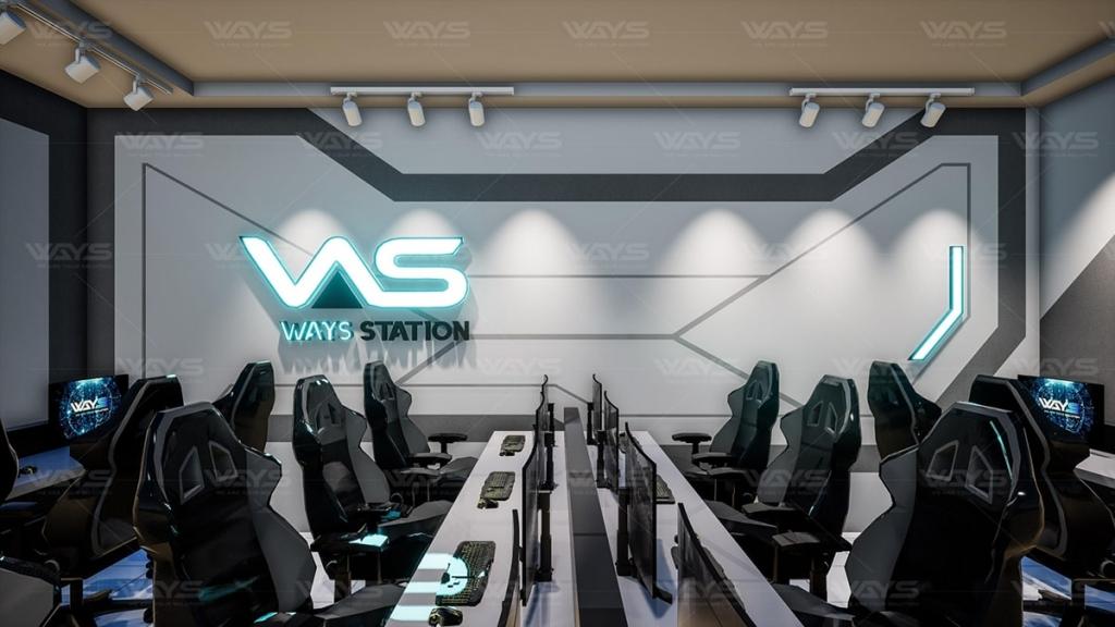 TÔ KÝ 1 | WAYS STATION QUẬN 12 | CHUỖI PHÒNG NET CHUẨN WAYS