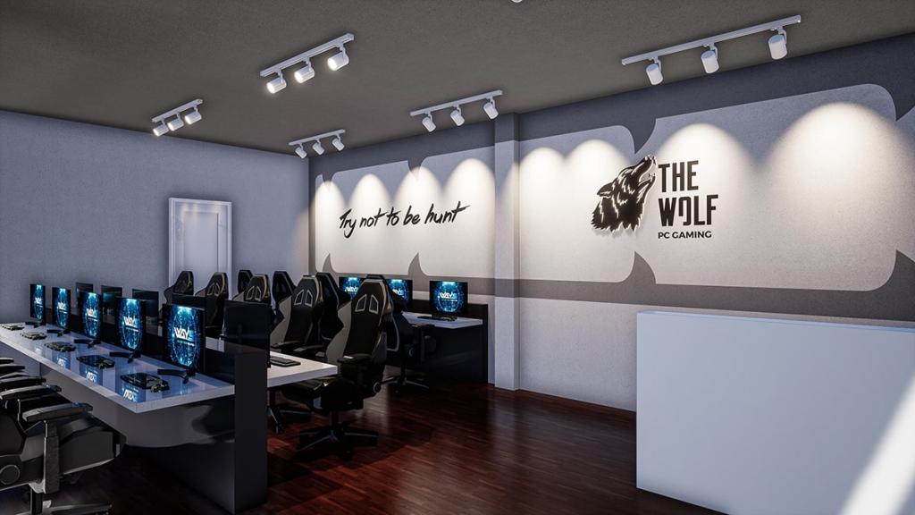 THE WOLF PC GAMING   PHÒNG NET PHƯỜNG BÌNH TRỊ ĐÔNG, QUẬN BÌNH TÂN