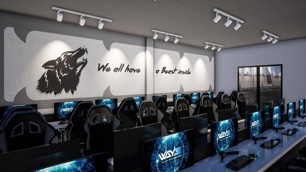 THE WOLF PC GAMING | PHÒNG NET PHƯỜNG BÌNH TRỊ ĐÔNG, QUẬN BÌNH TÂN
