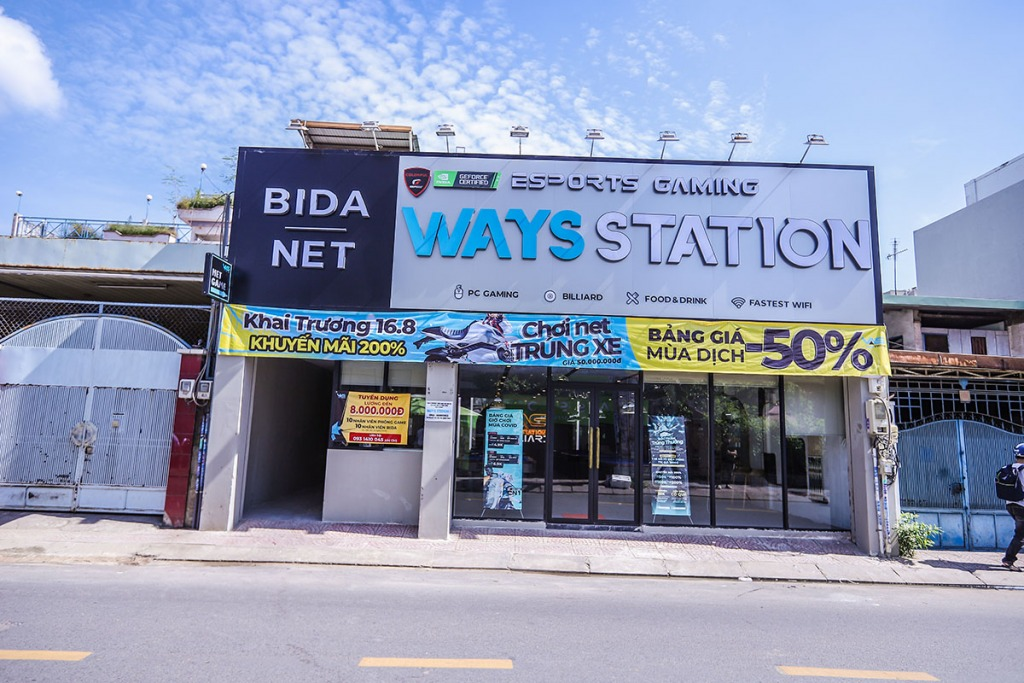 WAYS STATION 1 | WAYS STATION QUẬN BÌNH THẠNH