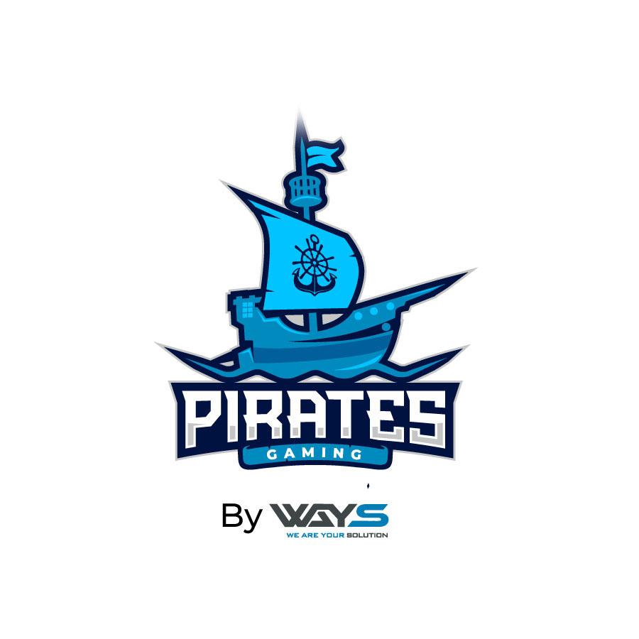 Pirates Gaming Logo