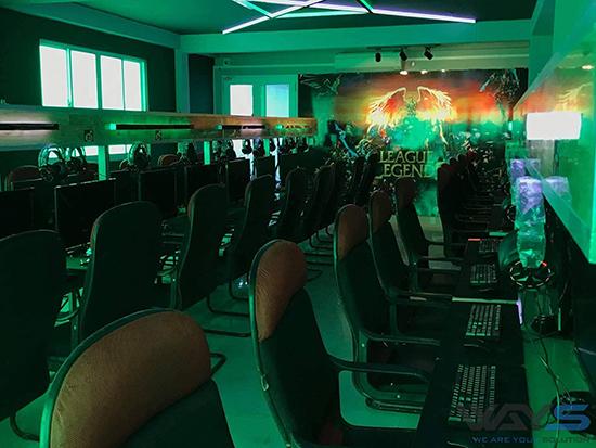 TÌM HIỂU CÁC MÔ HÌNH PHÒNG GAME KINH DOANH HIỆU QUẢ NHẤT 2020