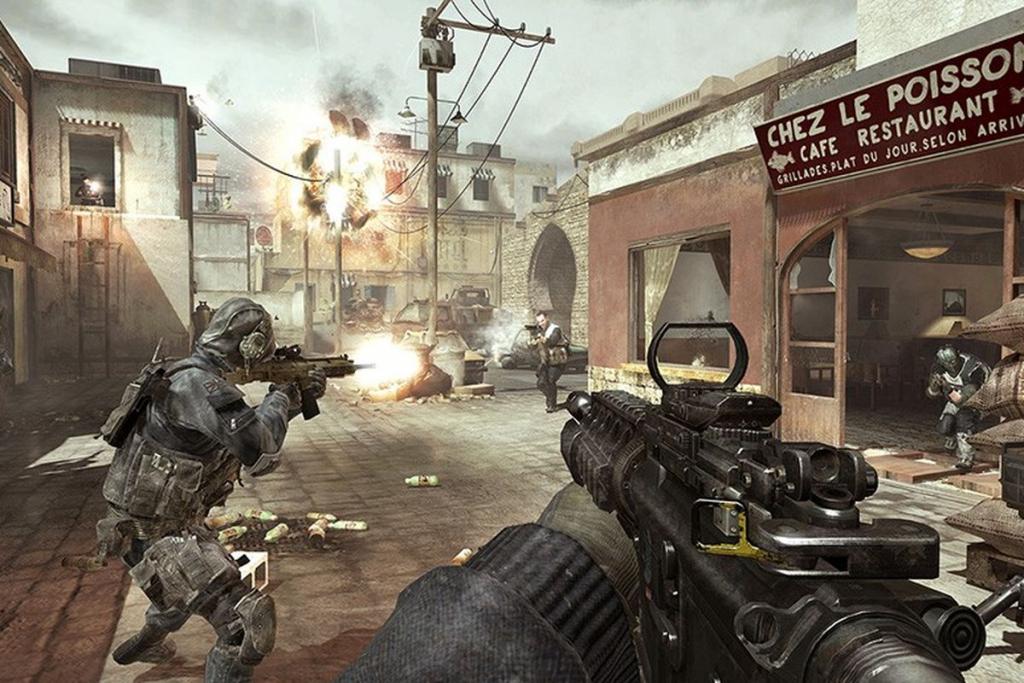 Tốc độ khung hình - Yếu tố quyết định thắng/ bại của mọi game bắn súng