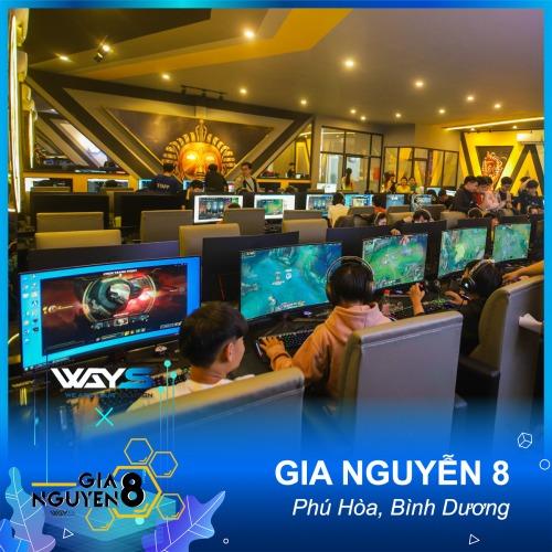 GIA NGUYỄN 8 - PC GAMING & COFFEE | PHÒNG NET PHƯỜNG PHÚ HÒA, THỦ DẦU MỘT, BÌNH DƯƠNG