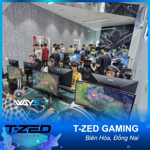 T-ZED GAMING | PHÒNG NET PHƯỜNG TRẢNG DÀI, BIÊN HÒA, ĐỒNG NAI