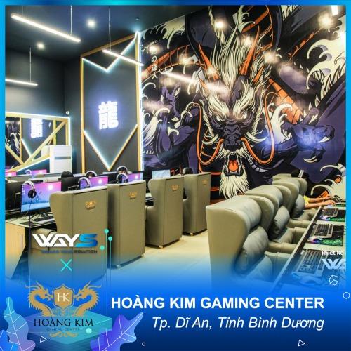 HOÀNG KIM GAMING CENTER | PHÒNG NET THÀNH PHỐ DĨ AN, TỈNH BÌNH DƯƠNG