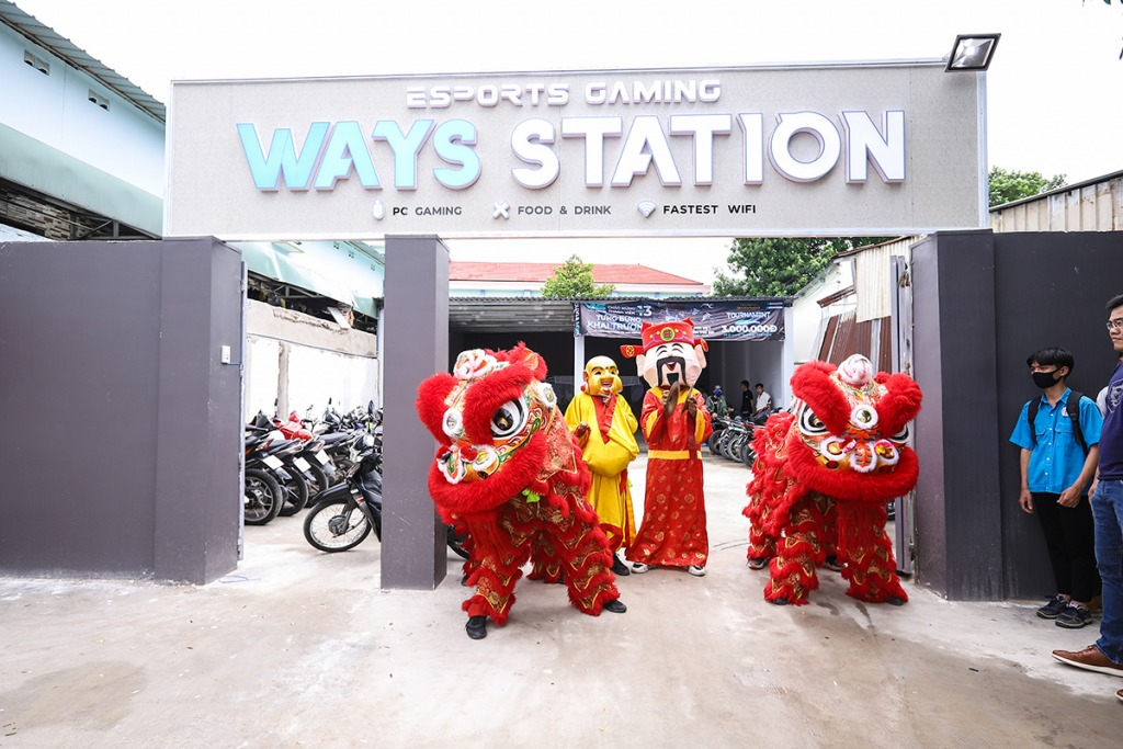 WAYS STATION 13 | PHÒNG NET KHU PHỐ 5, PHƯỜNG PHÚ HÒA, THỦ DẦU MỘT, BÌNH DƯƠNG