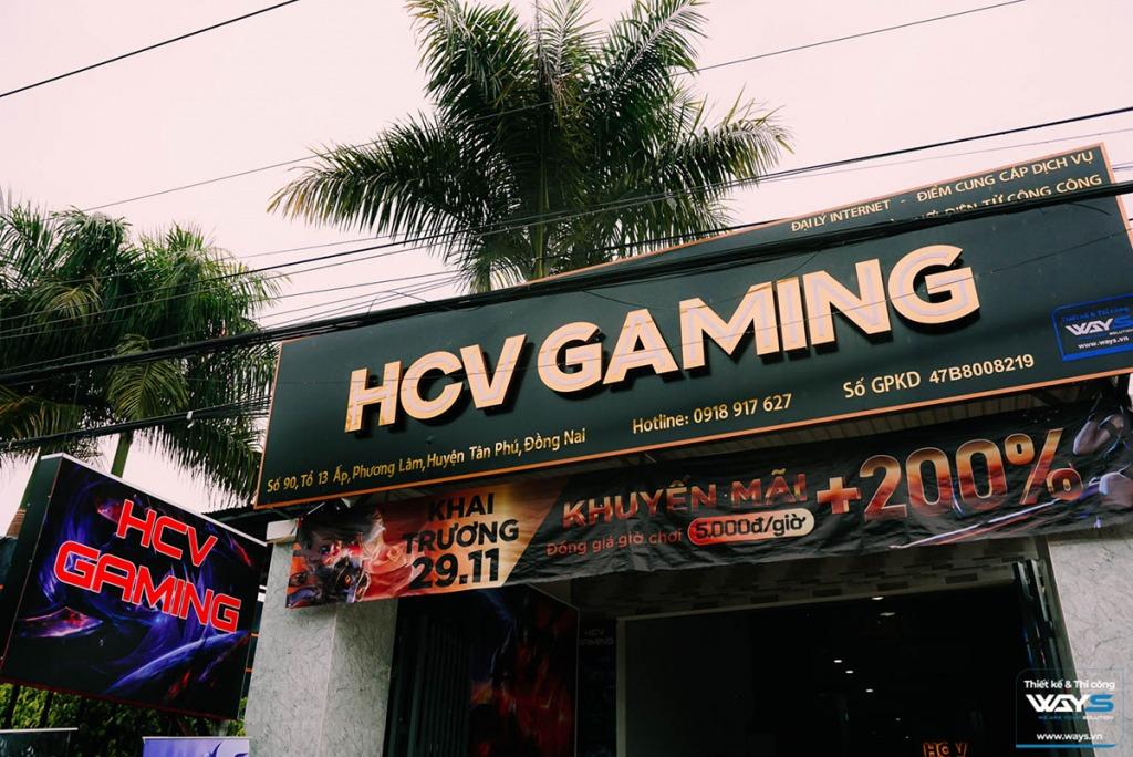 HCV GAMING   PHÒNG NET HUYỆN TÂN PHÚ, TỈNH ĐỒNG NAI