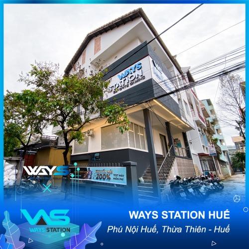 WAYS STATION HUẾ | PHÒNG NET PHƯỜNG PHÚ NỘI HUẾ, THỪA THIÊN - HUẾ