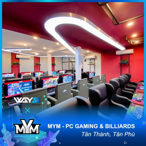 MYM - PC GAMING & BILLIARDS | PHÒNG NET PHƯỜNG TÂN THÀNH, QUẬN TÂN PHÚ